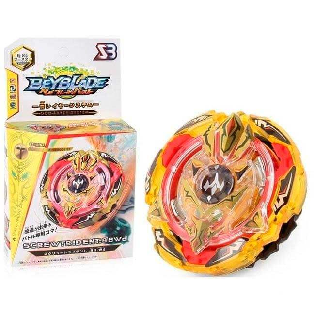 BeyBlade-Burst-Screw-Trident-B103-картинка-5